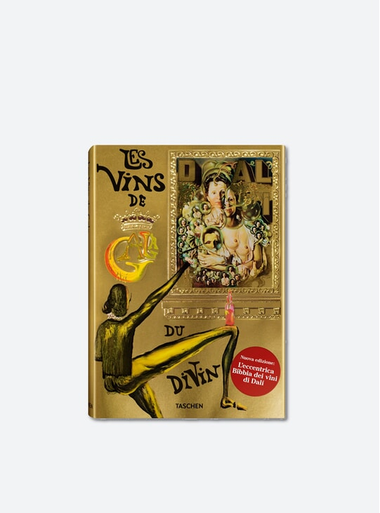 Dali: The Wines of Gala Book