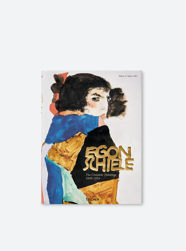 Egon Schiele: The Complete Paintings Book