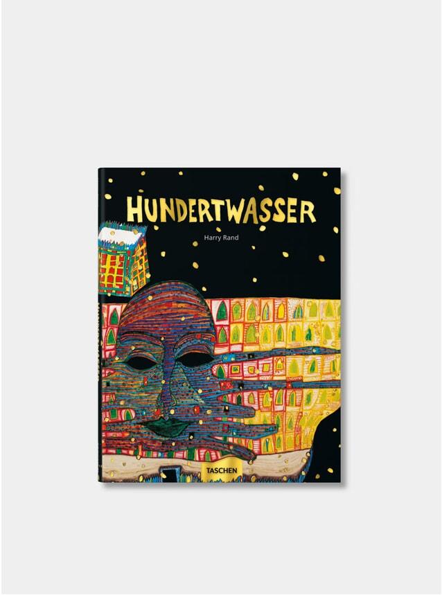 Hundertwasser Book