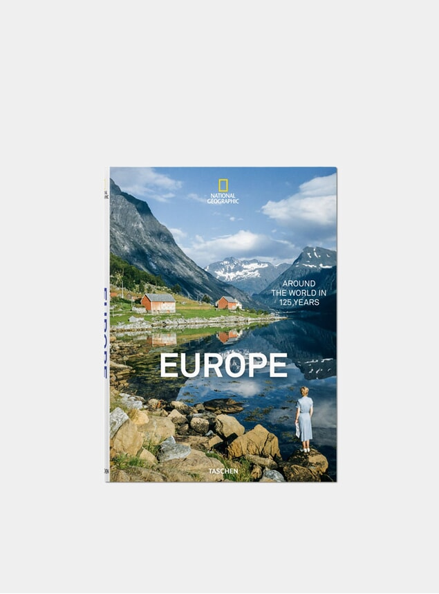 National Geographic: Around the World in 125 Years. Europe Book