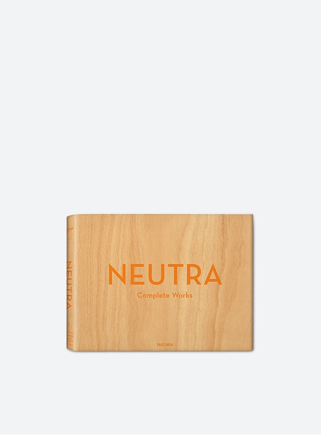 Neutra: Complete Works Book