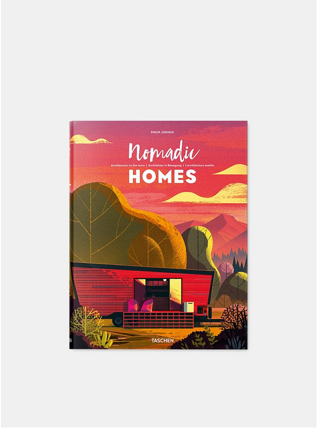 Nomadic Homes: Architecture on the move Book