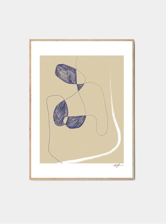 Ingénue Print by Anna Johansson
