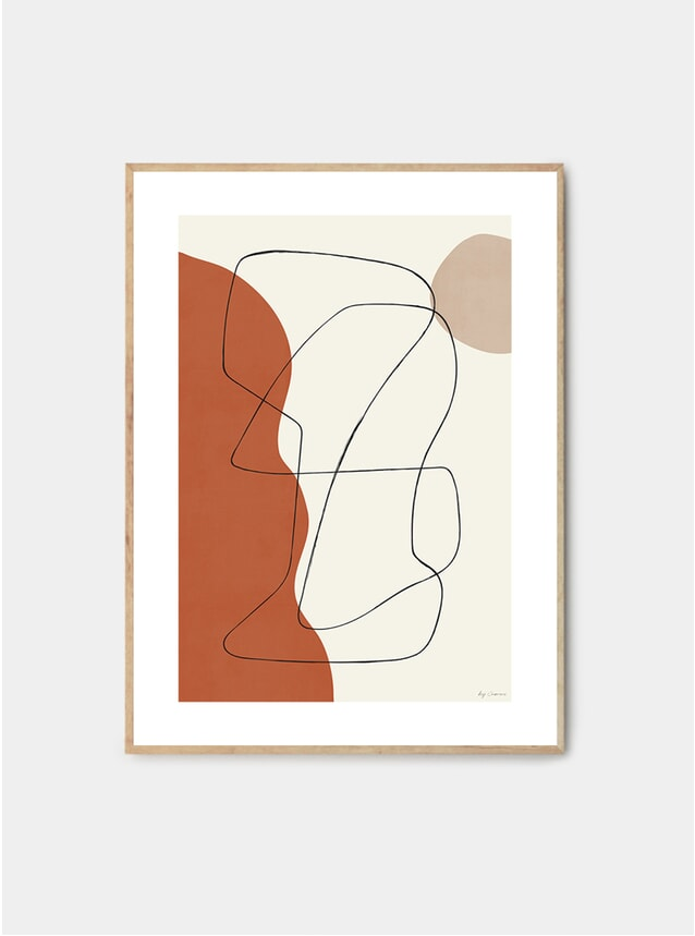 NG 01 Print by Garmi