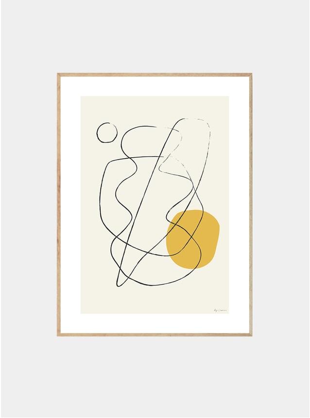 NG 03 Print by Garmi