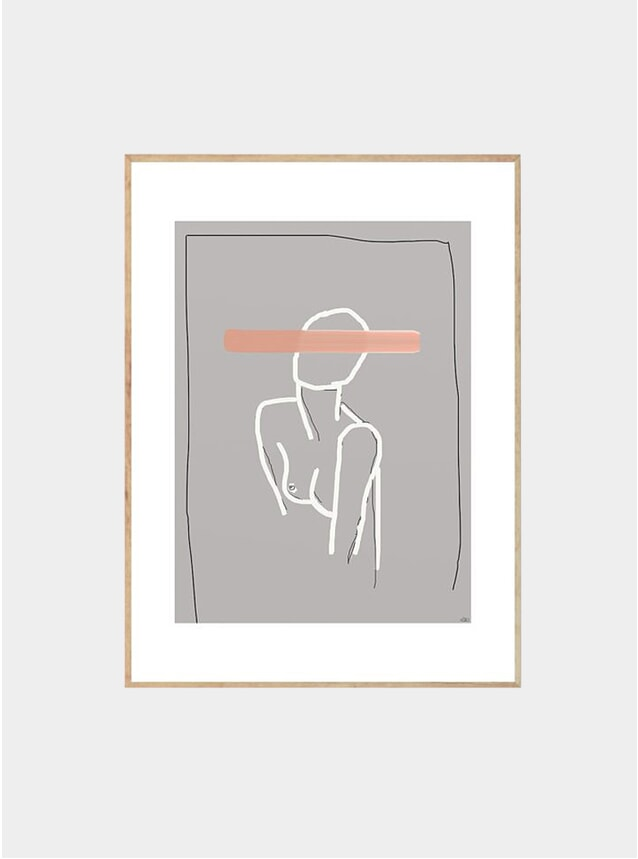 Naive Print by Lisa Wirenfelt