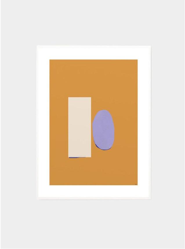 Summer House Print by Lisa Wirenfelt