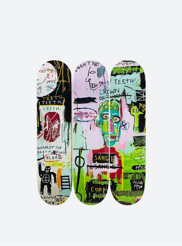 Jean-Michel Basquiat In Italian