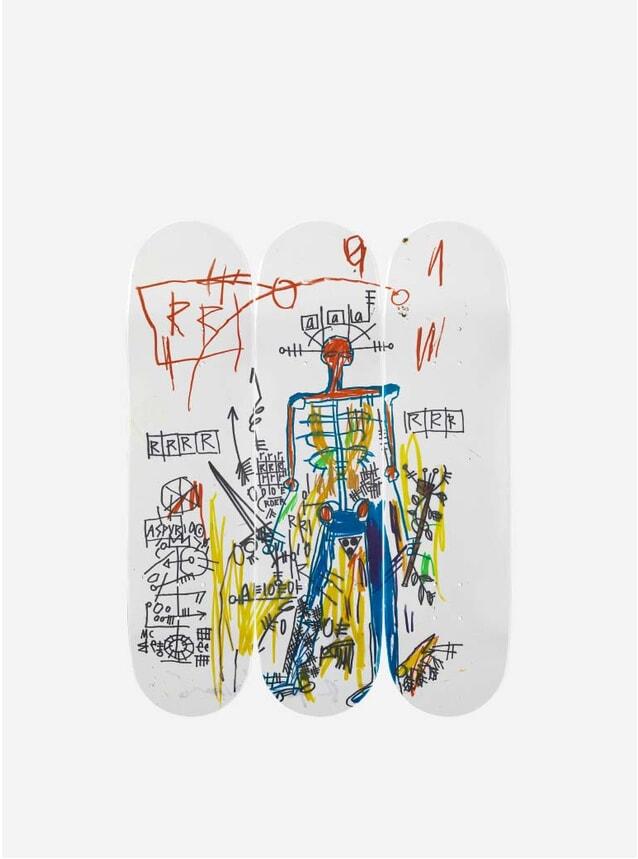 Jean-Michel Basquiat Robot