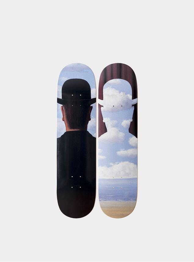 René Magritte's Déclomanie