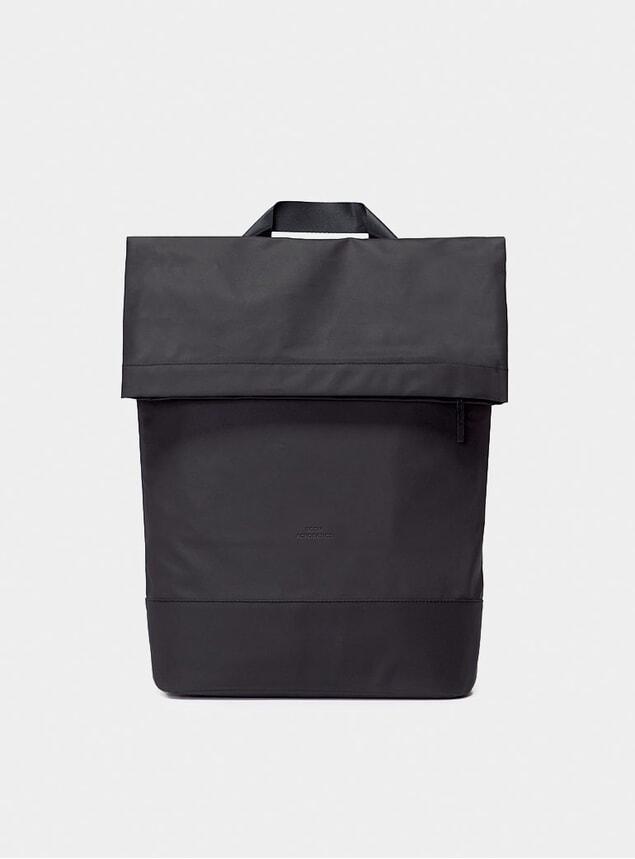 Black Karlo Backpack