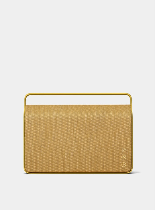 Sand Yellow Copenhagen 2.0 Wireless Speaker