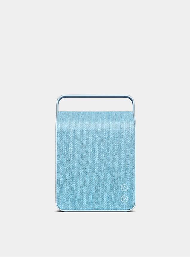 Ice Blue Oslo Speaker