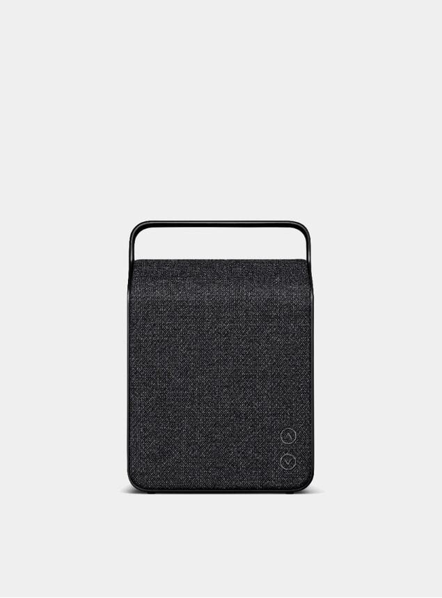 Slate Black Oslo Speaker