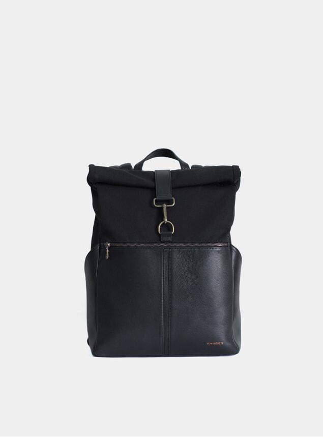 Black Backpack Sousse