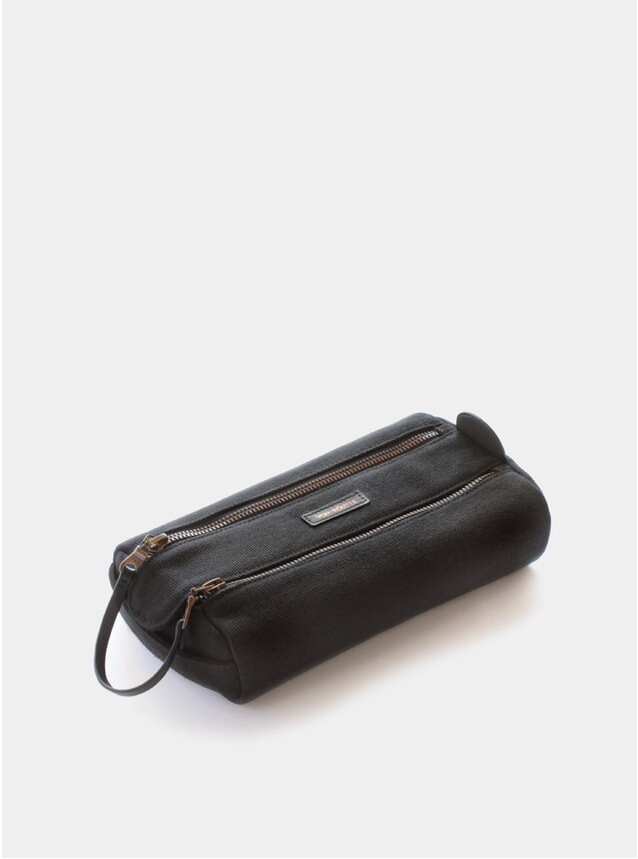 Black Toiletry Bag Skagen