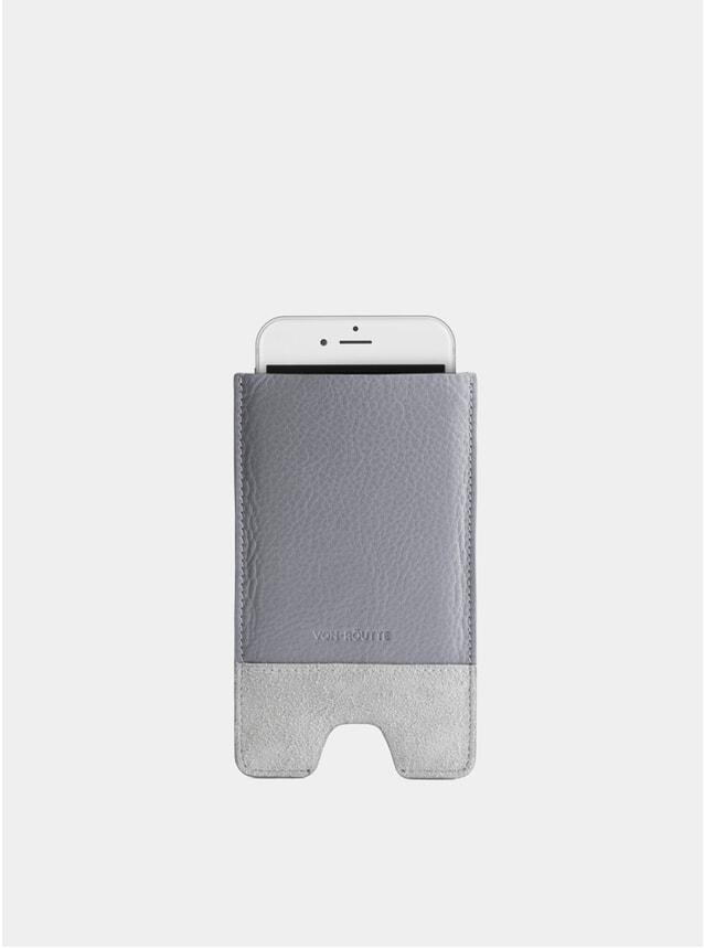 Grey iPhone Sleeve Saigon