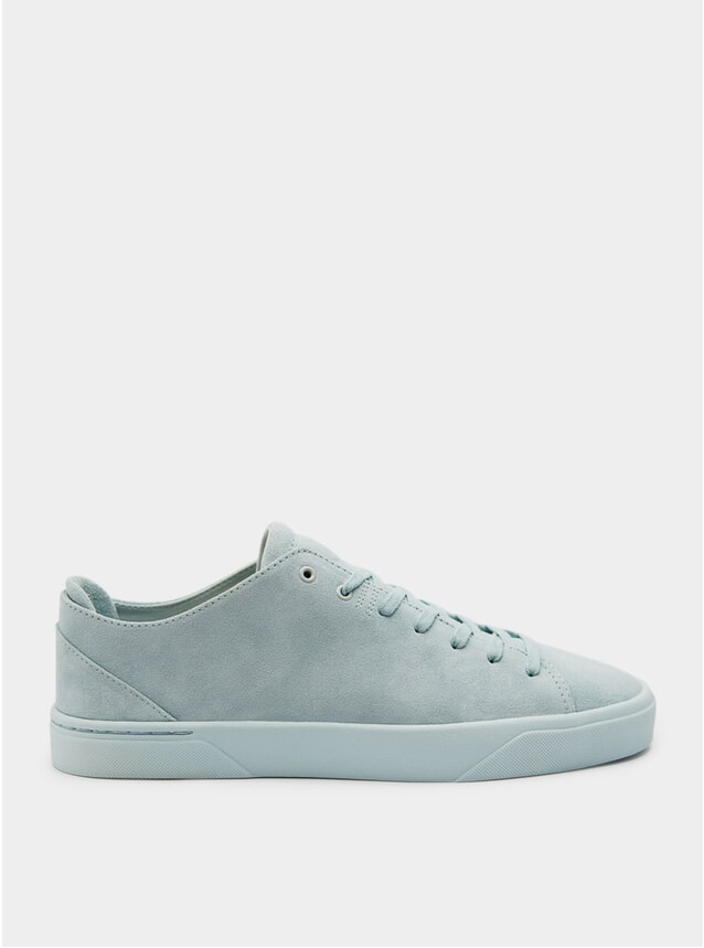 1A Light Blue Sneakers
