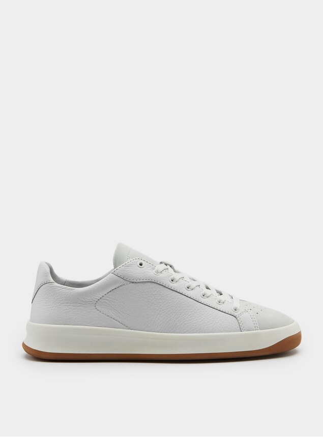 3A White / Rubber Sneakers