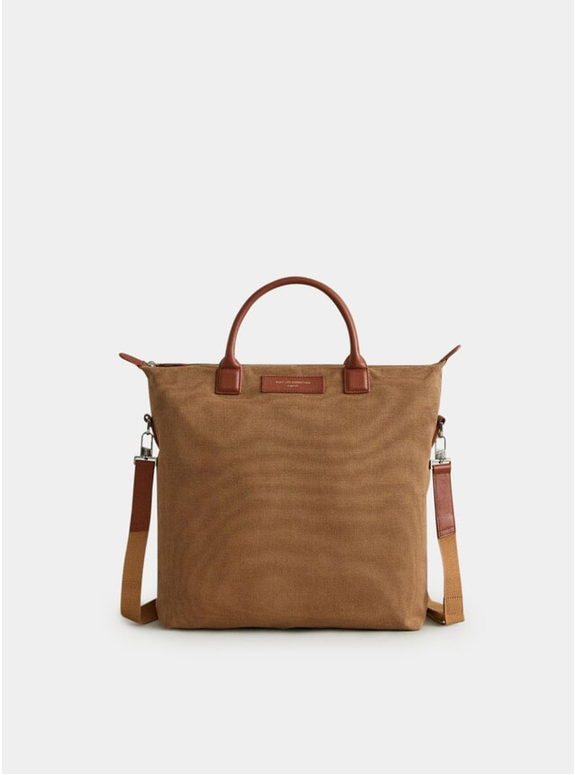Beige / Cognac O'Hare 2.0 Tote Bag
