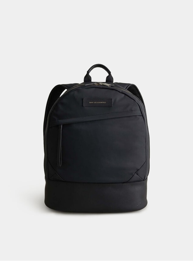Black / Black 2.0 Kastrup Backpack