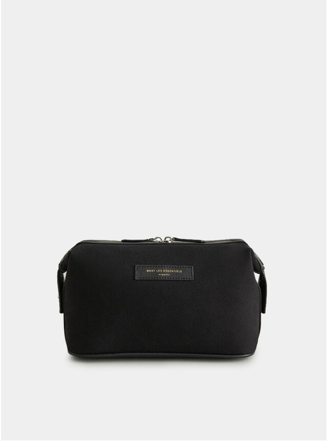 Black / Black Kenyatta Dopp Kit