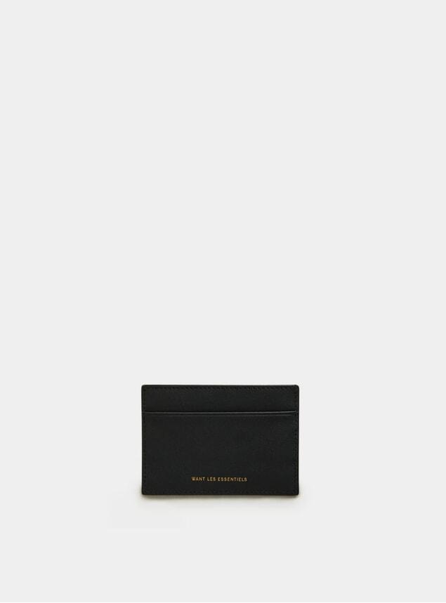 Black Caviar Branson Cardholder
