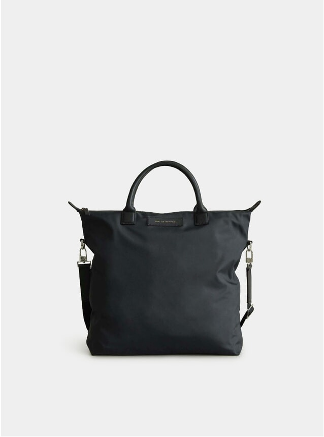 Black / Nylon Black O'Hare Tote Bag