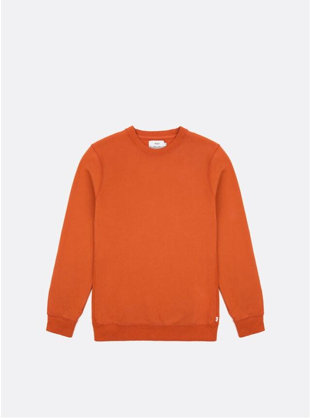 Burnt Orange Lind Sweatshirt